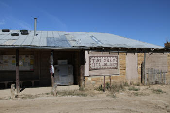 Two Grey Hills Trading Post