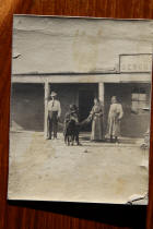 John, Louisa Wetherill, Chavez Trading Post