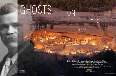 Ghosts on the Mesa