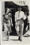 Marion Wetherill and Sidney Johnson, 1939