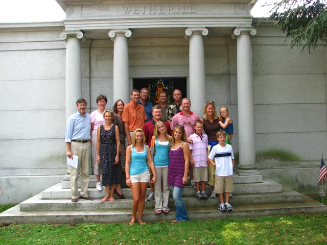 2007 Wetherill Reunion in Pennsylvania